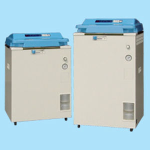 medical autoclave / vertical / automatic / programmable