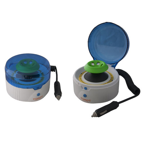 laboratory mini centrifuge / compact