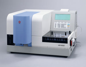automated immunoassay analyzer / compact / bench-top / enzyme immunoassay