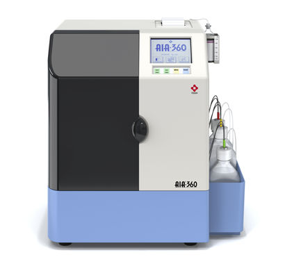 automated immunoassay analyzer / for clinical diagnostic / benchtop / compact