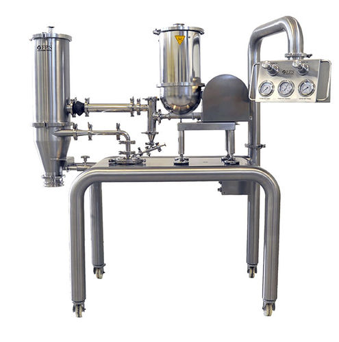 spiral jet mill - F.P.S. Food and Pharma Systems