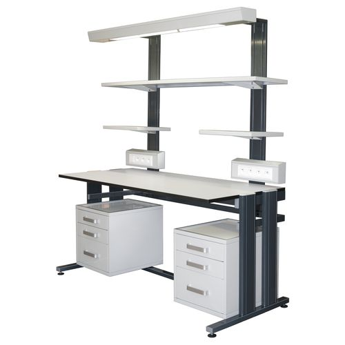 work table / medical instruments packing / rectangular