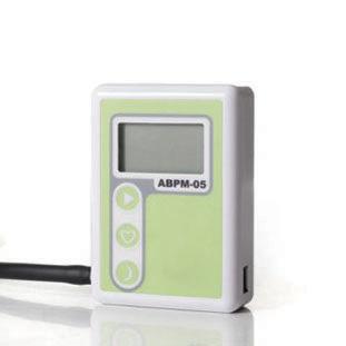 ABPM patient monitor / ambulatory / compact