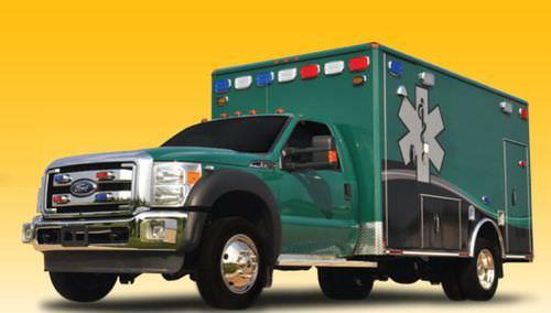 box ambulance / type I
