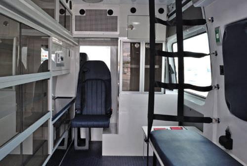 van ambulance / type II