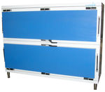 2-body refrigerated mortuary cabinet