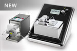 QCM-D microbalance / with digital display / benchtop / dual-channel