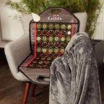 Shiatsu massage seat cover