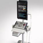 portable, with trolley ultrasound system