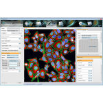 cell imaging software / analysis / 3D viewing / acquisition