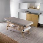 manual massage table