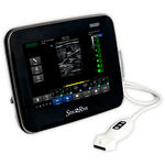portable ultrasound system / for anesthetic and intensive care ultrasound imaging / B/W / color doppler