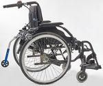 electric wheelchair drive unit