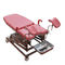 electric delivery chair / on casters / with armrests