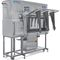 class III isolator / for active pharmaceutical ingredients / for pharmaceutical packaging / for cytotoxics