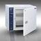 laboratory sterilizer / hot air / bench-top / aluminum