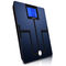 digital patient weighing scale / electronic / fitness / with LCD display
