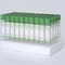 round bottom collection tube / plasma / separator gel / sodium heparin
