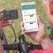 fingertip multi-parameter monitor / heart rate / CO2 / non-invasive blood pressure