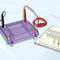 compact electrophoresis system