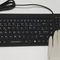 medical keyboard with touchpad