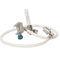 oxygen flow meter / plug-in type