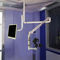 ceiling-mounted camera support arm / medical / surgical / dental