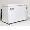 blood bank refrigerator / chest / on casters / large capacity