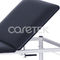 general examination couch / manual / with adjustable backrest / 2-section