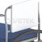 emergency stretcher trolley / hydraulic / height-adjustable / Trendelenburg