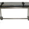 transport stretcher trolley / manual / 1-section
