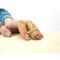 fingertip SpO2 sensor / pediatric / infant / disposable