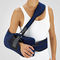arm sling with shoulder abduction pillow