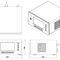 endoscope camera head / digital / full HD / CMOS