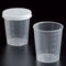sample container with cap