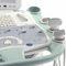 on-platform, compact ultrasound system / for multipurpose ultrasound imaging / 3D/4D