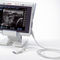 portable ultrasound system / for multipurpose ultrasound imaging / touchscreen