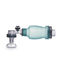 adult manual resuscitator / reusable / with mask / silicone