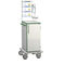 multi-function trolley / for general purpose / with shelf / with door