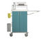 multi-function cart / for general purpose / with shelf / with door