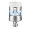 oxygen flow meter / air / plug-in type