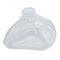 silicone resuscitation mask