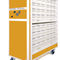 transport cart / for general purpose / with cassettes / human