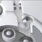 CT scan contrast media injector