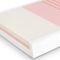 hospital bed mattress / visco-elastic foam / anti-decubitus / multi-layer