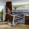 nursing home bed / medical / electric / height-adjustable