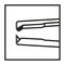 ophthalmic surgery forceps / with teeth