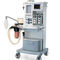 pediatric anesthesia workstation / infant / trolley-mounted / with respiratory monitoring