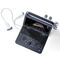 portable ultrasound system / for cardiovascular ultrasound imaging / color doppler / built-in console
