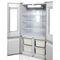 pharmacy refrigerator / cabinet / with glass door / 4-door